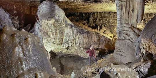 Dunmore Cave : image © National Monuments Service