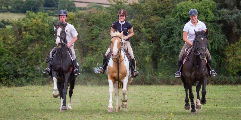 Equestrian Centres Kilkenny : Stay at Blanchville House