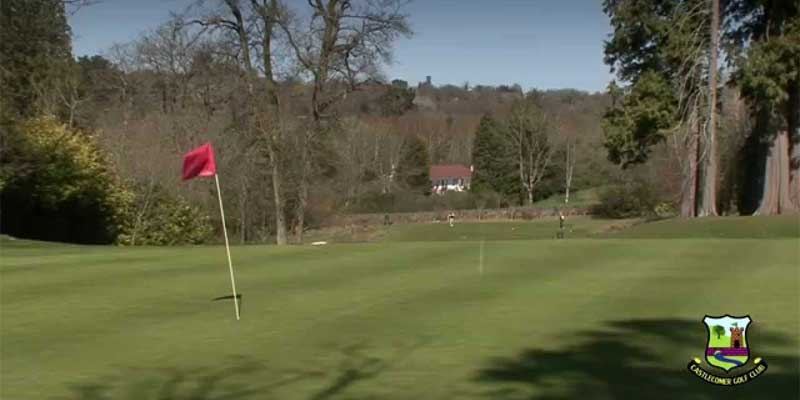 Castlecomer Golf Club | Golfing Ireland's South East