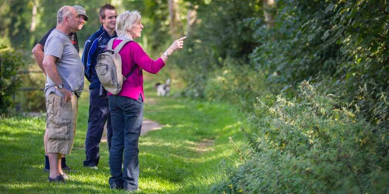 Graiguenamanagh Eco Trail : Walking Trails around Kilkenny