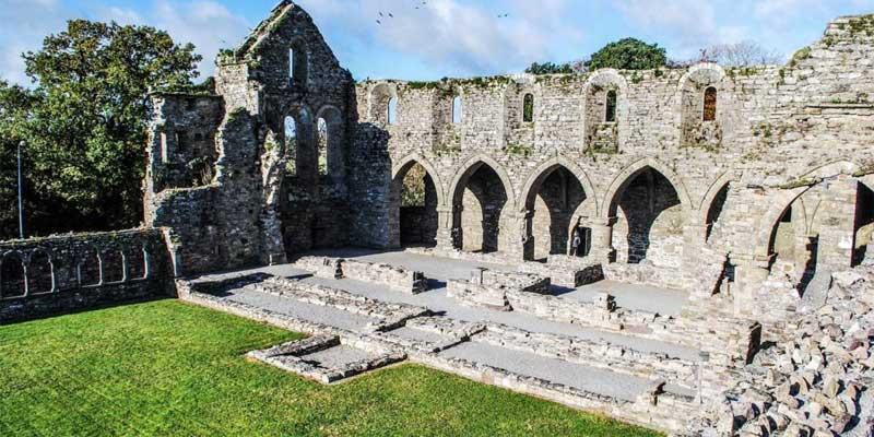 Jerpoint Abbey : image © Monastic Ireland