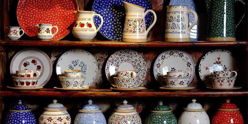 Nicholas Mosse Pottery : © Nicholasmosse.com